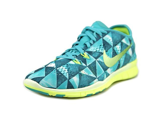 best service 9bf0e 3a614 Nike Free 5.0 TR Fit 5 PRT Women US 7 Blue Cross Training - Newegg.com