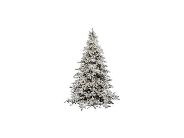"12' X 87"" Flocked Utica Fir 1,850 Warm"
