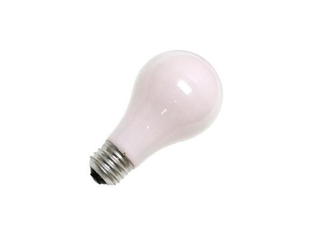 Damar 01954 - 60A/SPK 2PK 120V 01954F Standard Solid Ceramic Colored Light  Bulb - Newegg com