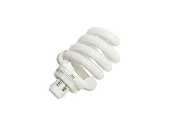 Viva 24719 - PLS 18W 27K LOW PROFILE (VIVA PL 18 50 27K) Twist Pin Base  Compact Fluorescent Light Bulb - Newegg com