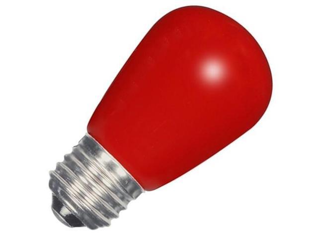 Scoreboard Light 1 Satco Led 09170 Bulb 4w S14redled120vcds9170Sign QCxBodEerW