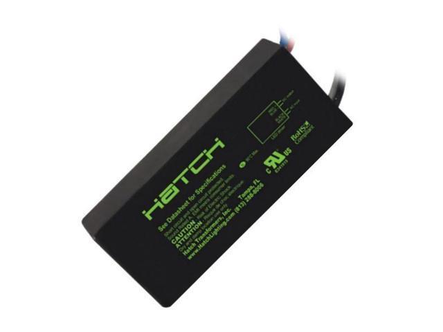 Hatch Led Drivers >> Hatch 12026 12 Watt 120 Volt Constant Current Led Driver Lc12 0260p 120 B Newegg Com