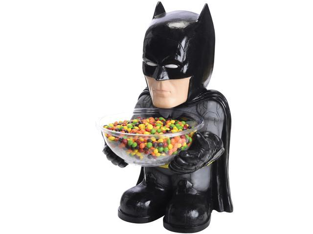 Batman Halloween Party Decor Candy Holder Bowl