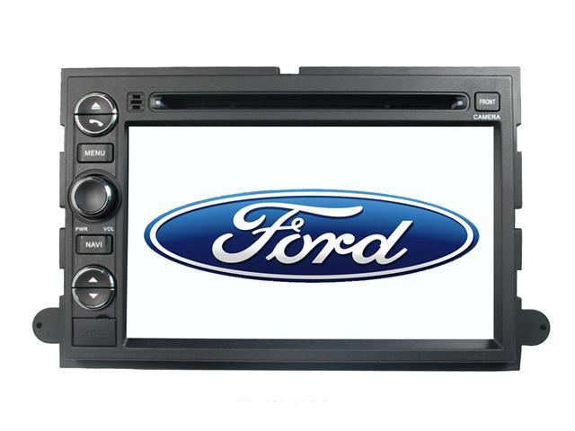 Ford Expedition 07 11 Oem Replacement In Dash Double 6 2 Lcd Touch Screen Gps