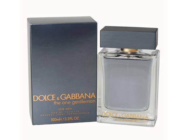 Dolce Gabbana The One Gentleman 3.4 oz EDT Spray - Newegg.ca 3b451fa71c