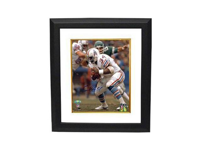 huge selection of bfc4e cf0f6 Earl Campbell signed Houston Oilers 8X10 Photo Custom Framed (white  jersey)- Tri-Star Hologram - Newegg.com