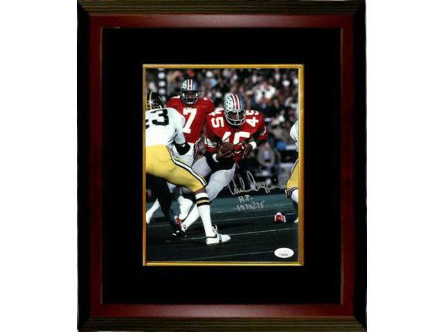 ohio state home decor.htm archie griffin signed ohio state buckeyes 8x10 photo ht 1974 75  ohio state buckeyes 8x10 photo ht