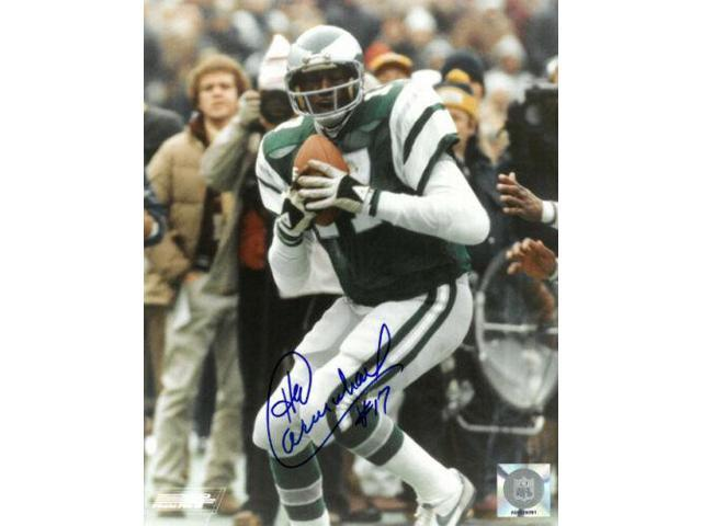 purchase cheap bab3f a9593 Harold Carmichael signed Philadelphia Eagles 8x10 Photo #17 (green jersey)  - Newegg.com
