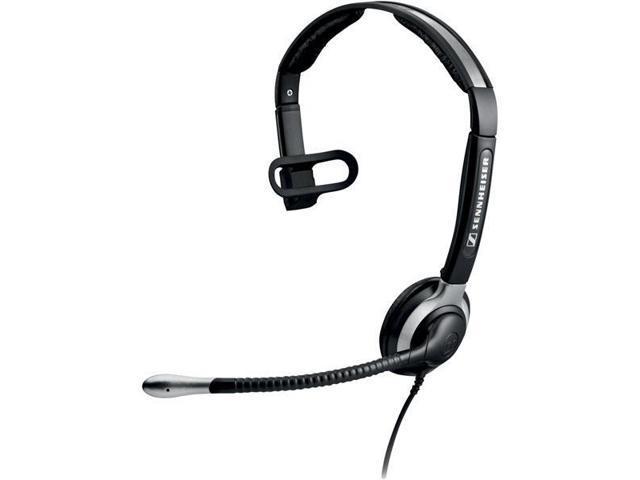 c417474753a Sennheiser CC 510 Single-Sided Monaural Headset w/Noise-Canceling  Micr-005357