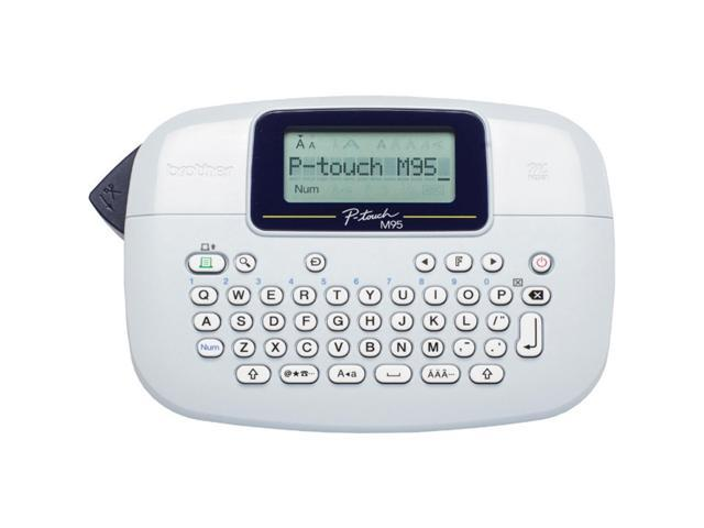 Brother P-touch PTM95 | Label Maker - Brother