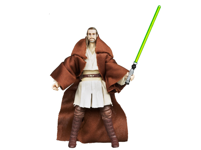 VC75 Qui Gon Jinn Jedi Star Wars 3.75 inch vintage collection phantom menace TVC