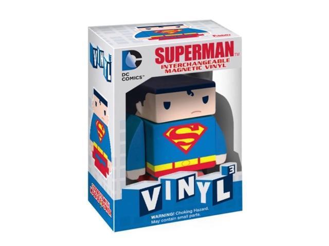 "DC COMICS VINYL3 /""ROBIN/"" INTERCHANGEABLE MAGNETIC VINYL DC COLLECTIBLES"