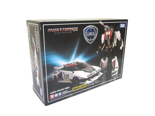 Transformers Masterpiece MP-20 Wheeljack Lancia Stratos Turbo Car Kid Toy