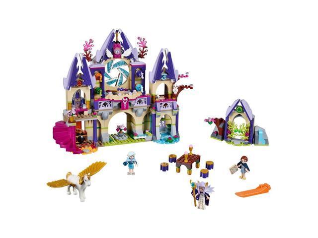 Lego 41078 Elves Sky Castle Skyra's Mysterious QtCshxBrd