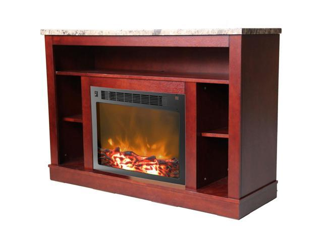 Cambridge Seville Cam5021 1mah Fireplace Mantel With Electronic