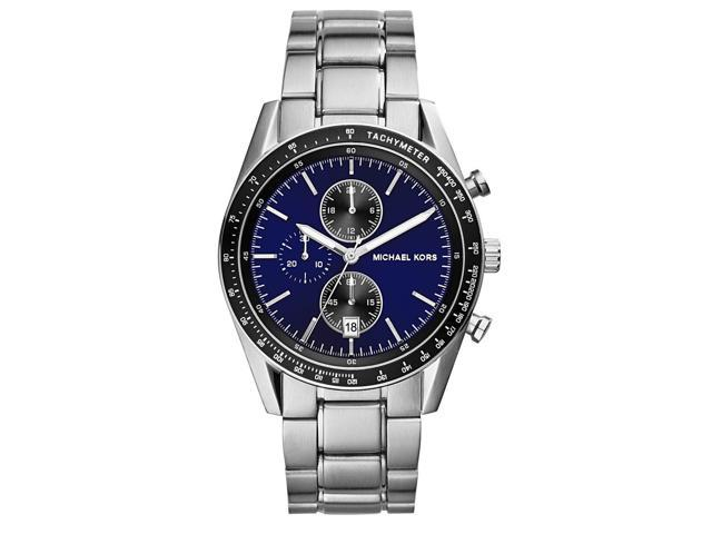 f448dca01377 Michael Kors MK8367 Accelerator Blue Dial Chronograph Men s Watch ...