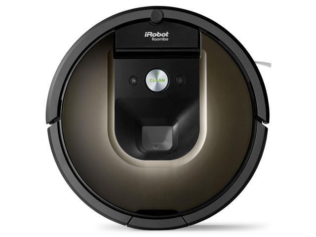 iRobot Roomba 980 Automatic Robotic Vacuum Cleaner, Works with Amazon Alexa  and Google Home - Newegg com