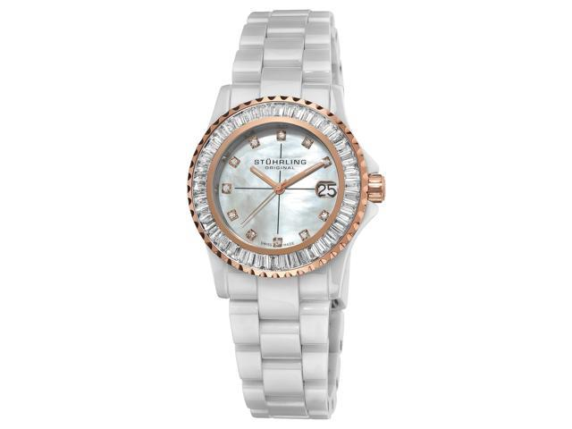 Stuhrling 273s 12ep7 Women S Aurora Swiss Made Swiss Quartz Watch