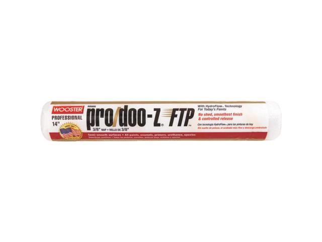 Wooster Brush RR642-14 Pro//Doo-Z Roller Cover 3//8-Inch Nap 14-Inch