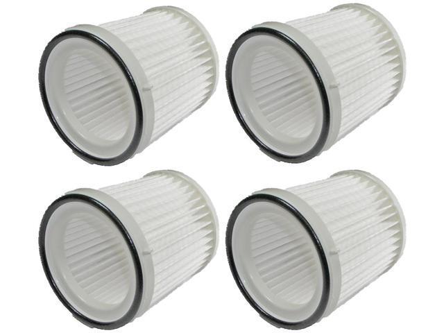 FHV1200 Vacuum Black /& Decker BDH2000FL Replacement Filter FVF100 # 90529367-4pk 4 Pack