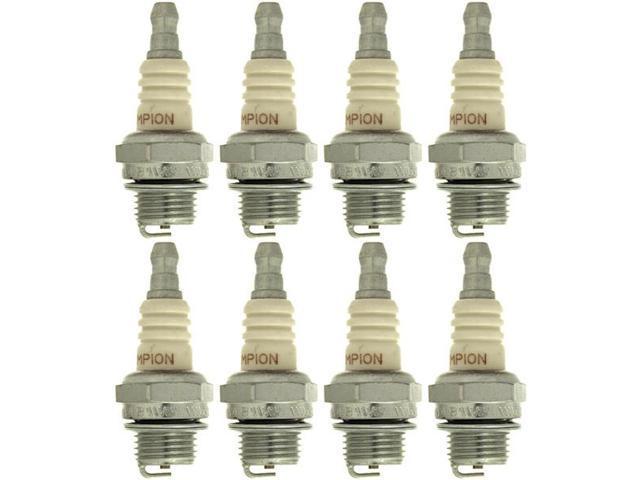 Champion 2 Pack Of Genuine OEM Replacement Spark Plugs # RH10C-2PK