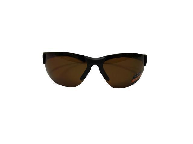 Flying Fisherman 7812BA Maverick Polarized Sunglasses, Black Frames ...