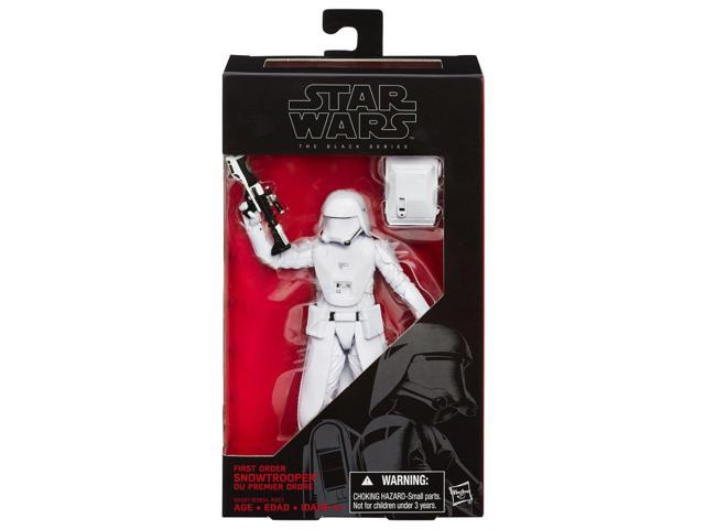Star wars The Force Awakens First Order Snowtrooper 6 inch figure
