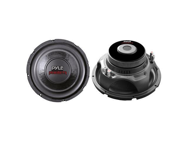 "12/"", 1,600 Watts PYLE PRO PLPW12D Power Series Dual Voice-Coil 4ohm Subwoofer"