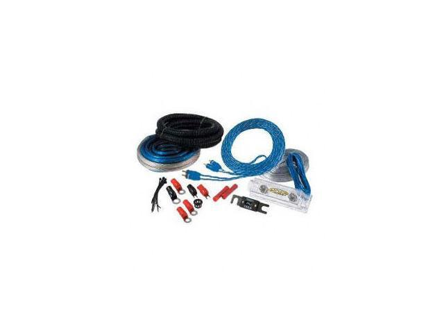 Pac Soundquest 4 Gauge Amplifier Wiring Kit Review - Wiring Diagram DB