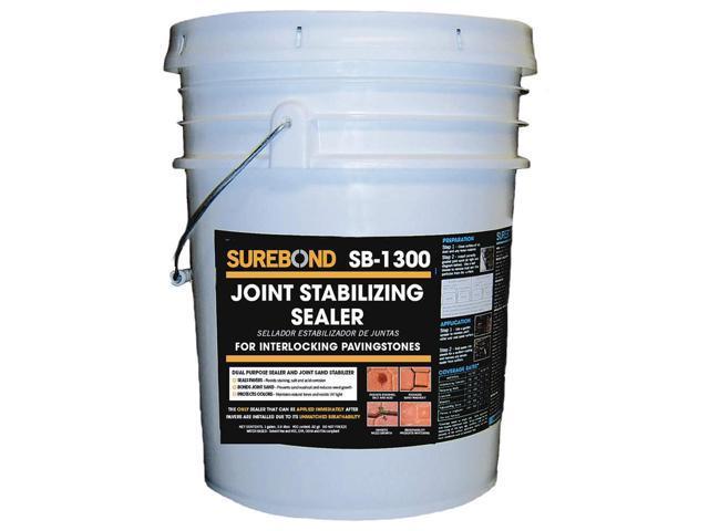 SUREBOND SB-1300 P Sealer,5 gal,Clear,Epoxy,Matte to Satin - Newegg com