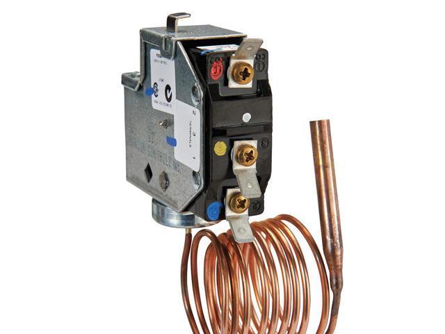 Johnson Controls P20gb 1c Ac Pressure Cutout Control Spst