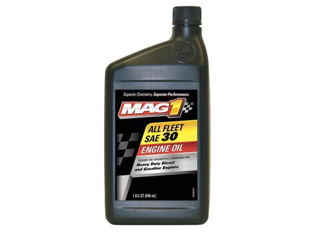 Diesel Engine Oil 1 Qt Sae 30w Mag 1 Mag61656 Neweggcom
