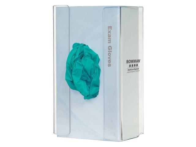 BOWMAN MFG CO GP-013 Glove Box Dispenser,(1) Box,3-61/64in D