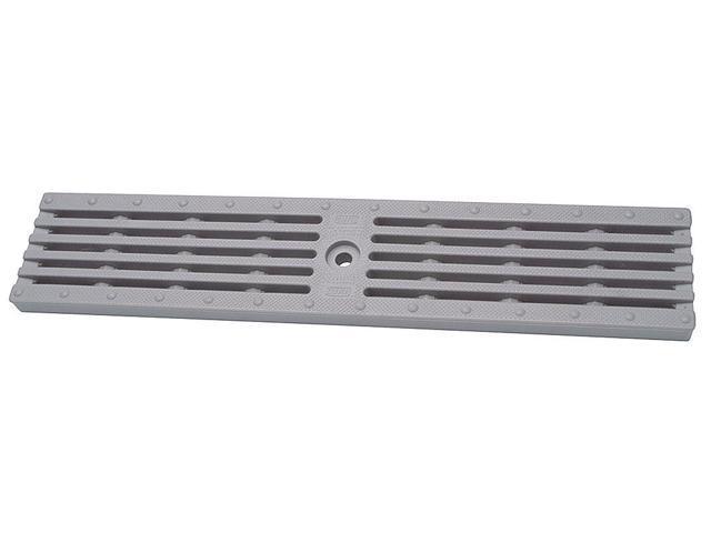 ZURN P4-HPP Floor Drain Grate, 4-1/8In W, 20In L - Newegg com