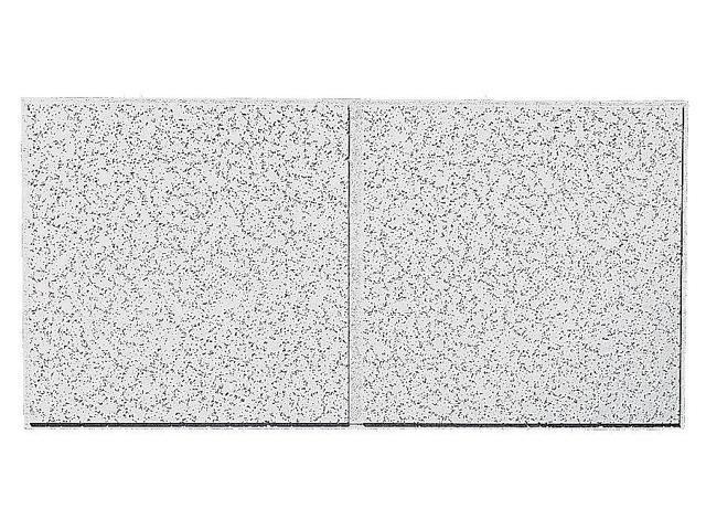 48 Lx24 W Acoustical Ceiling Tile Cortega Mineral Fiber Pk10 Armstrong 2767d