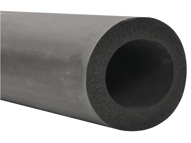 "TUNDRA 6XE038200 2/"" x 6 ft Polyethylene Pipe Insulation 3//8/"" Wall"