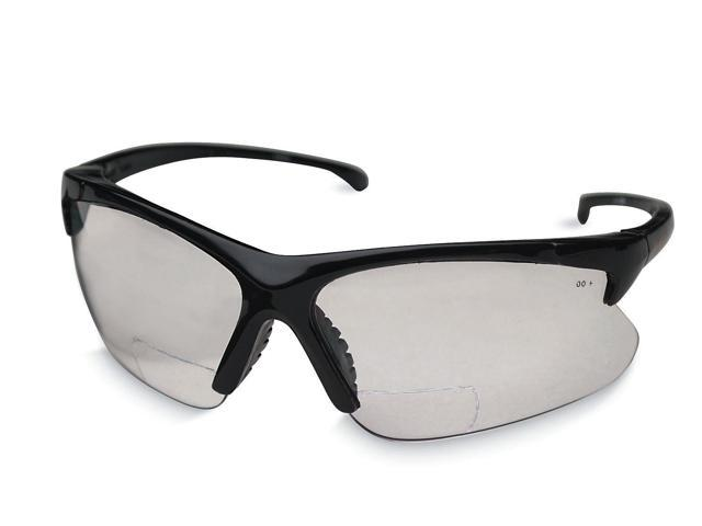 cddf88e4585 Clear Scratch-Resistant Bifocal Safety Reading Glasses