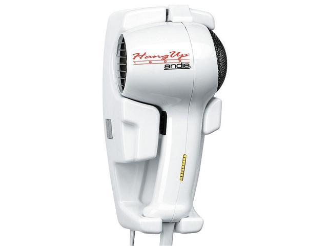 Hair Dryer Wall Mounted White 1600 Watts Andis Hd 7l