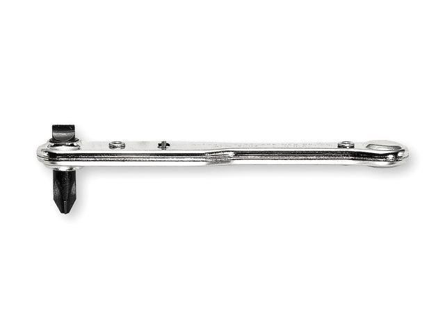 Wera 005002901002 Kraftform Kompakt Vario RA Ratcheting Screwdriver Blade Length Head
