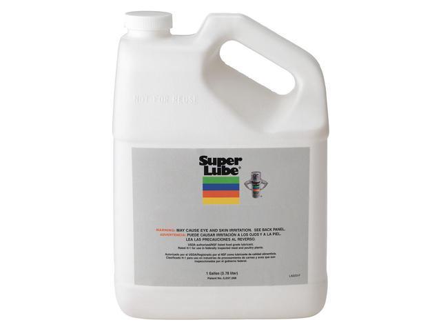 Super Lube Silicone Hydraulic Oil, 1 gal  Bottle, ISO Viscosity Grade : 100  - Newegg com