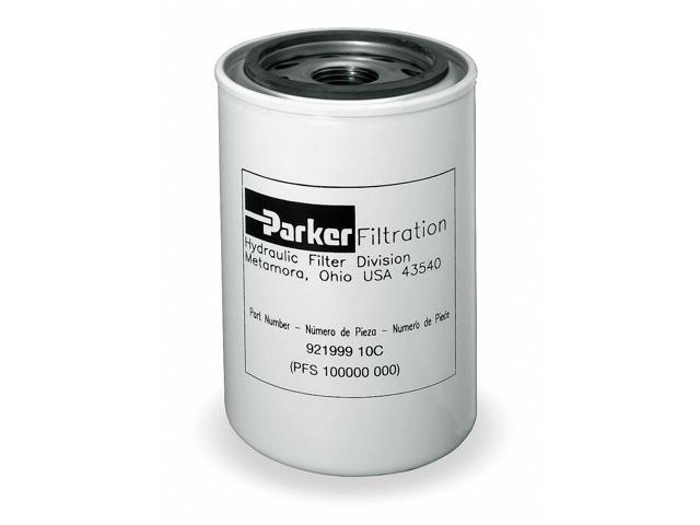 PARKER 928766 Filter Element,10 Micron,50 GPM,150 PSI - Newegg com
