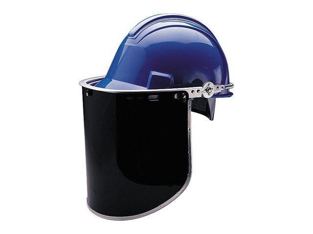 Safety Face Shield >> Jackson Safety 14391 Model P Cap Adapt Face Shield Updown Forward Hat Univ Newegg Com