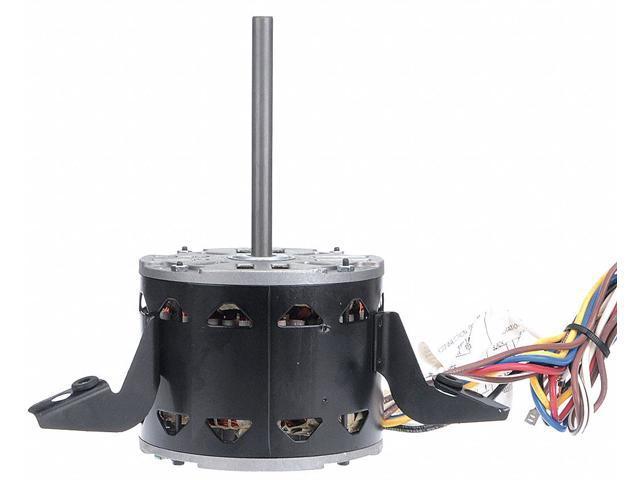 CENTURY DLR1026S Motor,PSC,1//4 HP,1075 RPM,115V,48Y,OAO