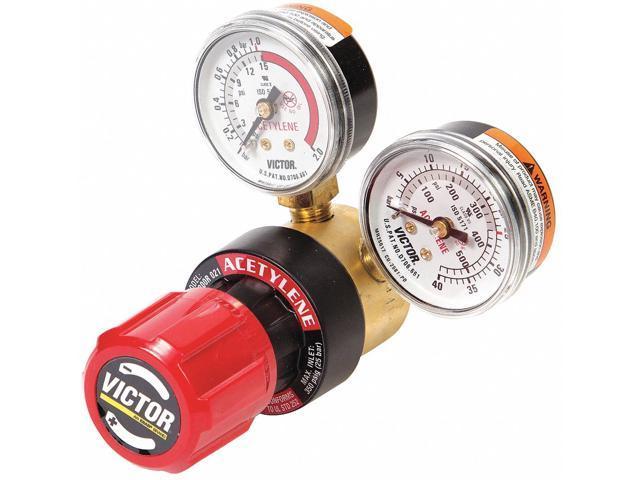 Victor Specialty Gas Regulator Industrial 0781-4240 - Newegg com
