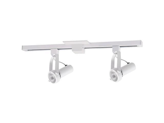 Liteline Corporation 2 Wht Track Lighting Kit Par220 20