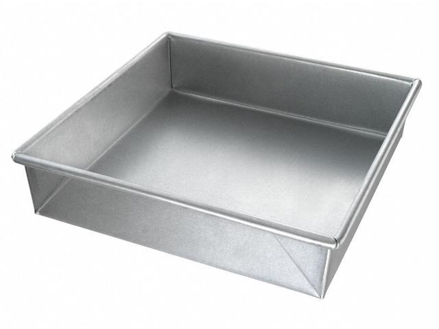 Cake Pan Square 9x9 Chicago Metallic 21500 Newegg Com
