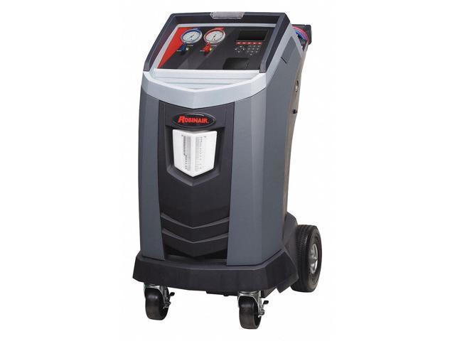 Robinair Ac Machine >> Robinair Refrigerant Rrr Machine A C Type 29 L Gray 34288ni