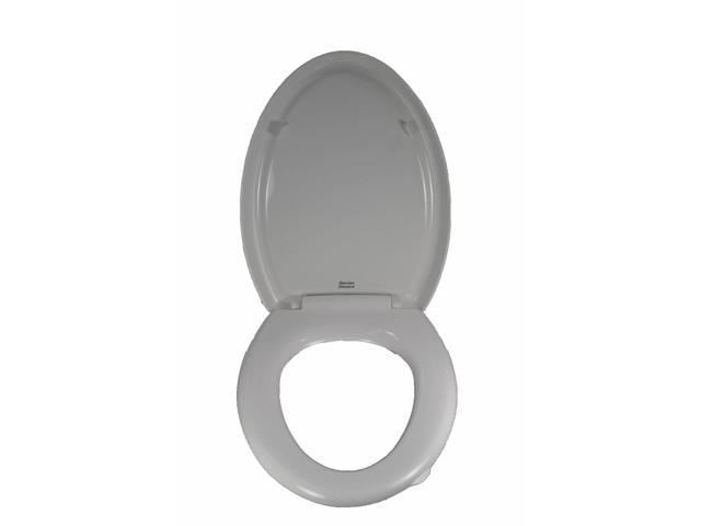 Surprising American Standard 5350110 020 Slow Close Toilet Seat Elongated 18 Closed Squirreltailoven Fun Painted Chair Ideas Images Squirreltailovenorg