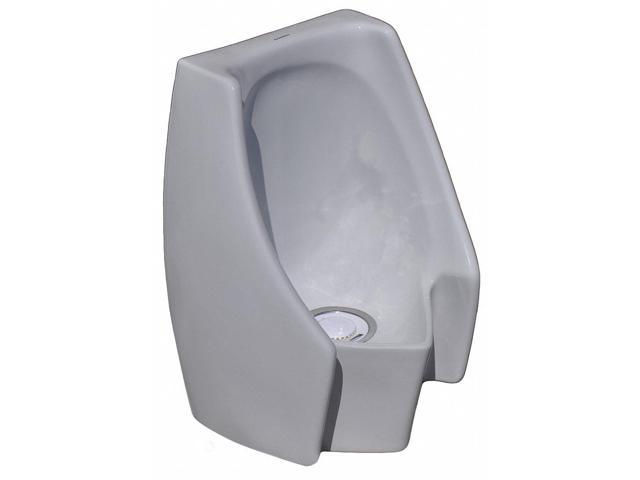 Wall Mount gpf AMERICAN STANDARD 6550001.020 Siphon Jet Urinal 0.5 to 1.0