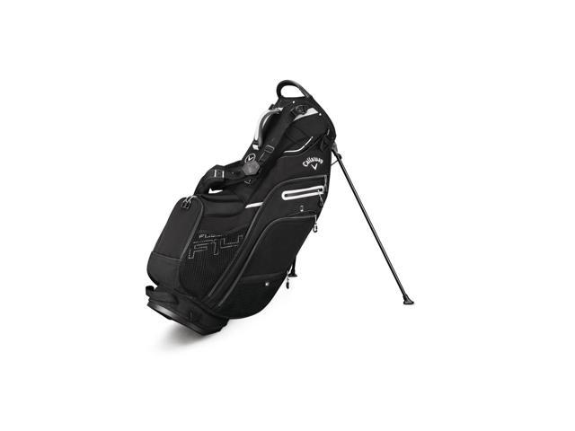 Callaway Fusion 14 Golf Stand Bag Black 5119046 Newegg